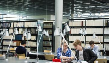 Terkko-kirjasto.
