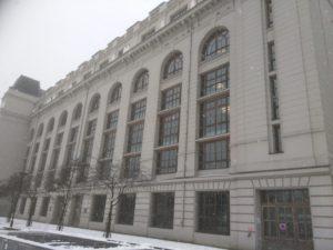 Bibliothèque des Grands Moulins