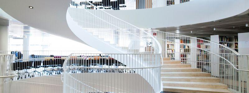 Helsingin yliopisto, Kaisa-talo. Kuva: Veikko Somerpuro